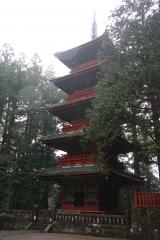 日光東照宮 五重の塔2