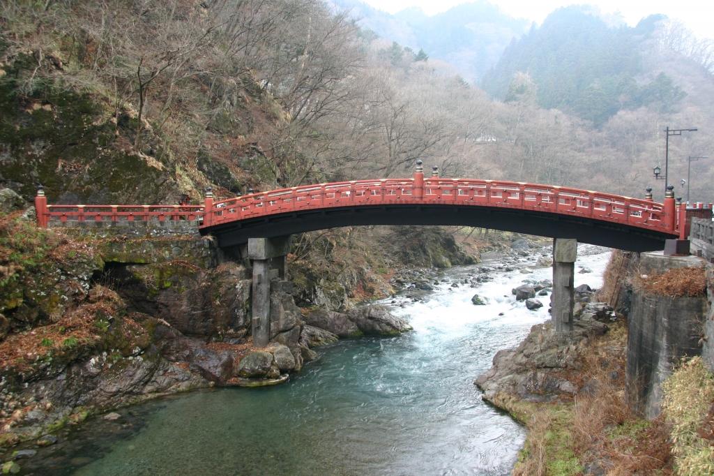 日光東照宮 神橋