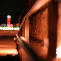 OLYMPUS E-500で撮影した風景(手すり)の写真(画像)