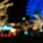 OLYMPUS E-500で撮影した風景(プヮンポワンライト)の写真(画像)