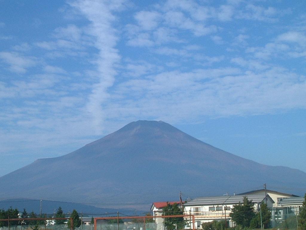 富士山噴火
