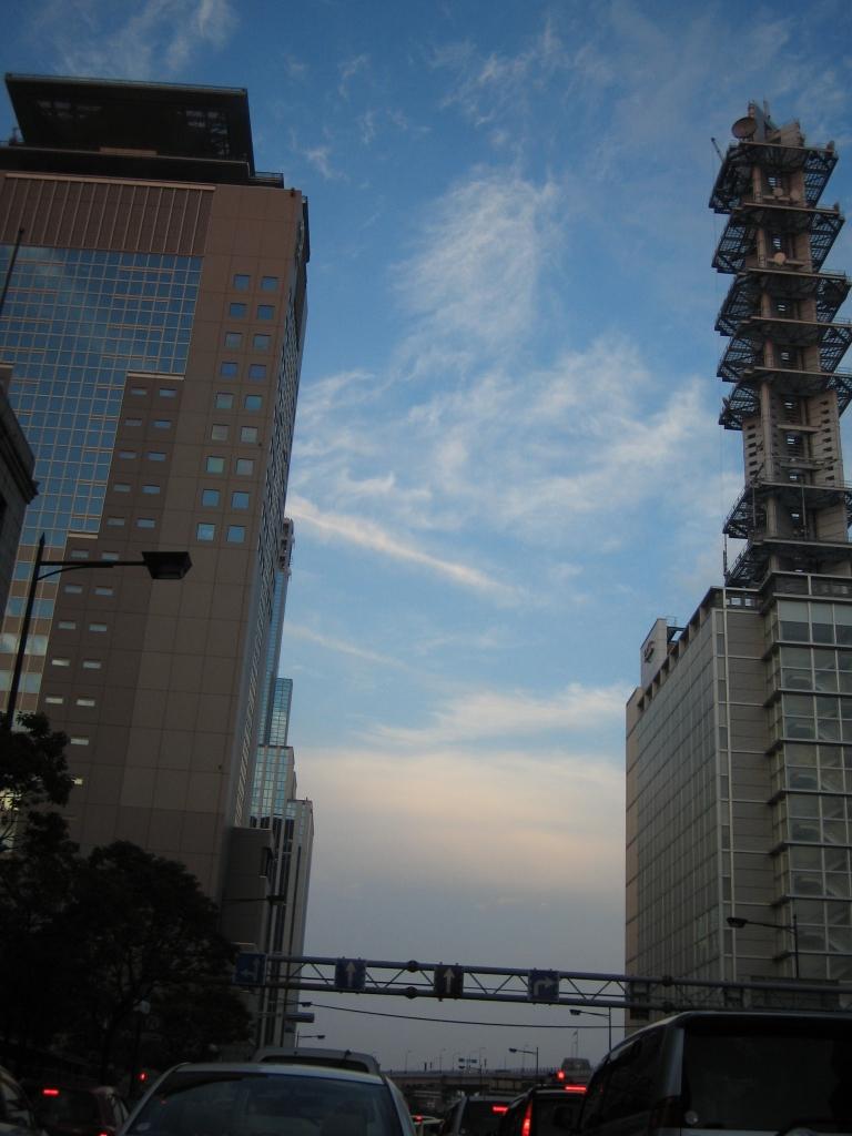 都会の背景
