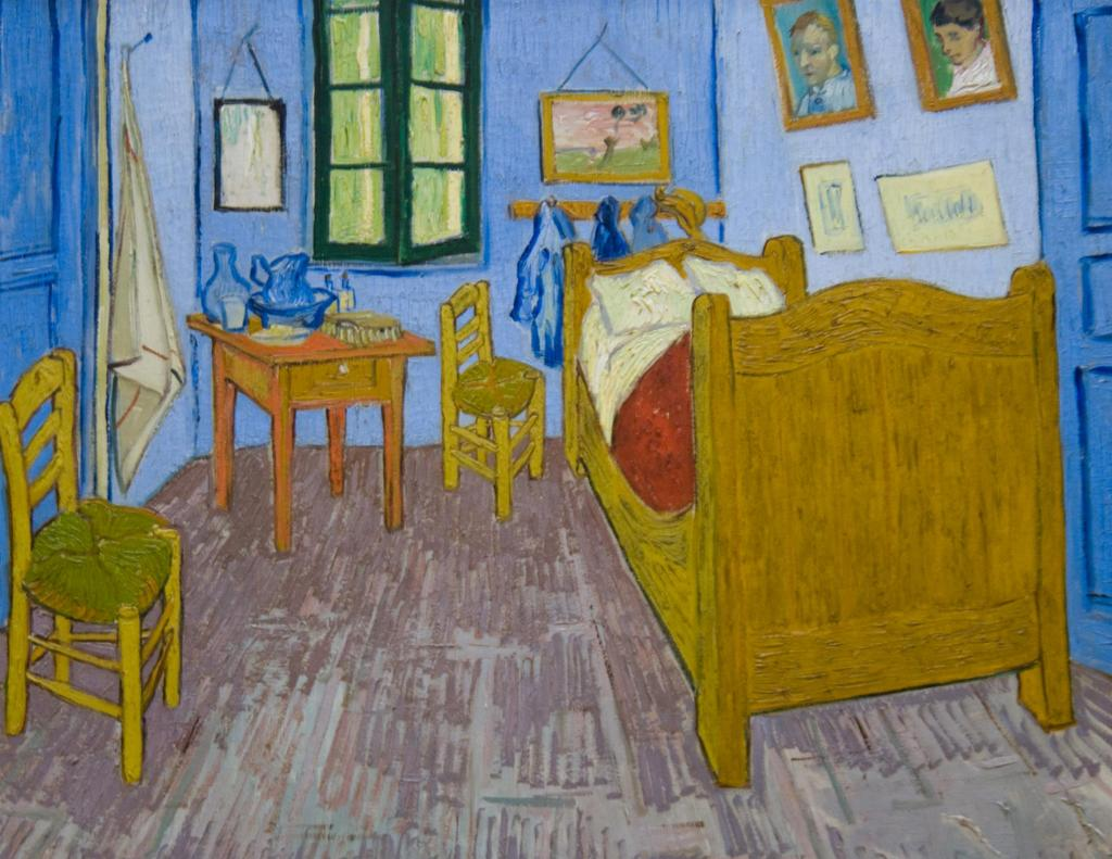 アルルのゴッホの寝室 / ゴッホ