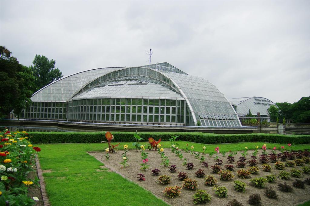 京都府立植物園 観覧温室