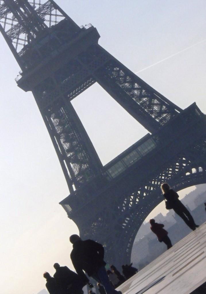iパリのシンボル
