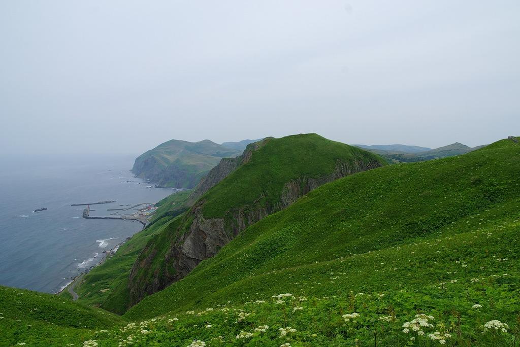 P1542礼文島西南側