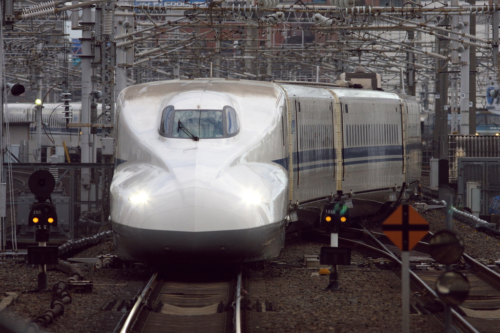 名古屋駅入線