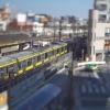 ミニチュア電車