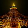 東京タワーシンメトリー