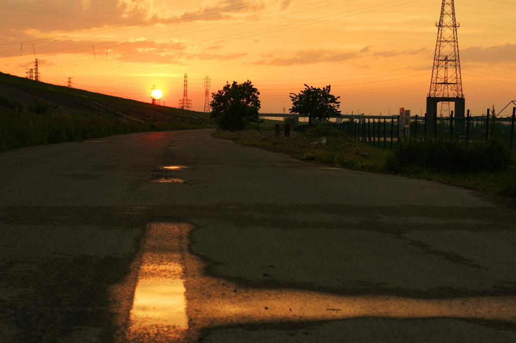 幸魂大橋/荒川,和光