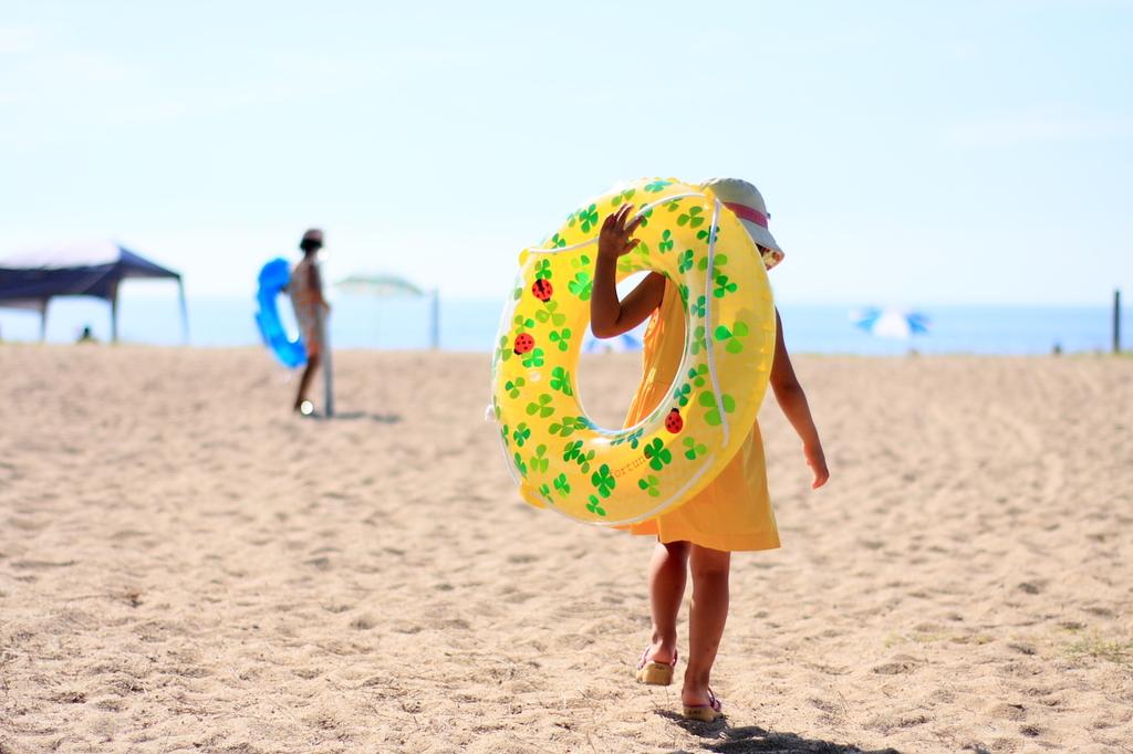 夏だ! 海だ!