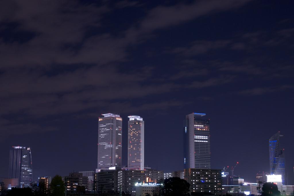 名古屋駅夜景