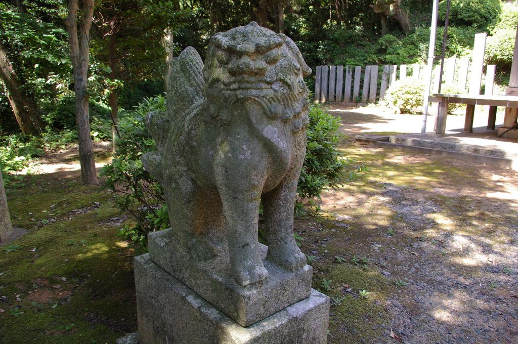 YA013J8相浦賀茂神社