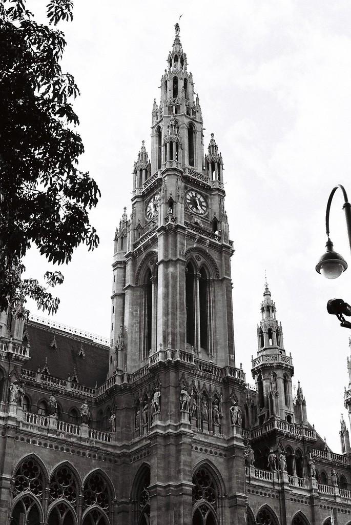 市庁舎@Vienna