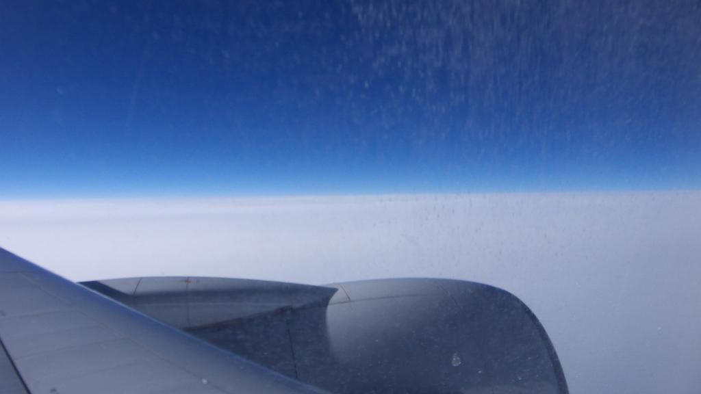 地球は青かった。