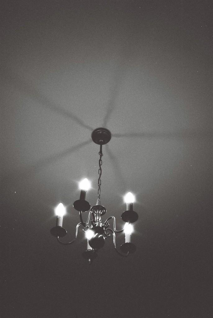 ホテルのライト@Vienna