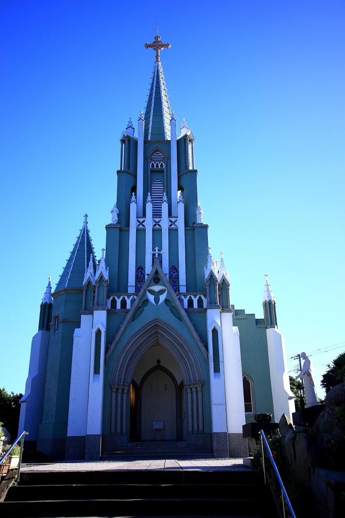 ザビエル記念教会