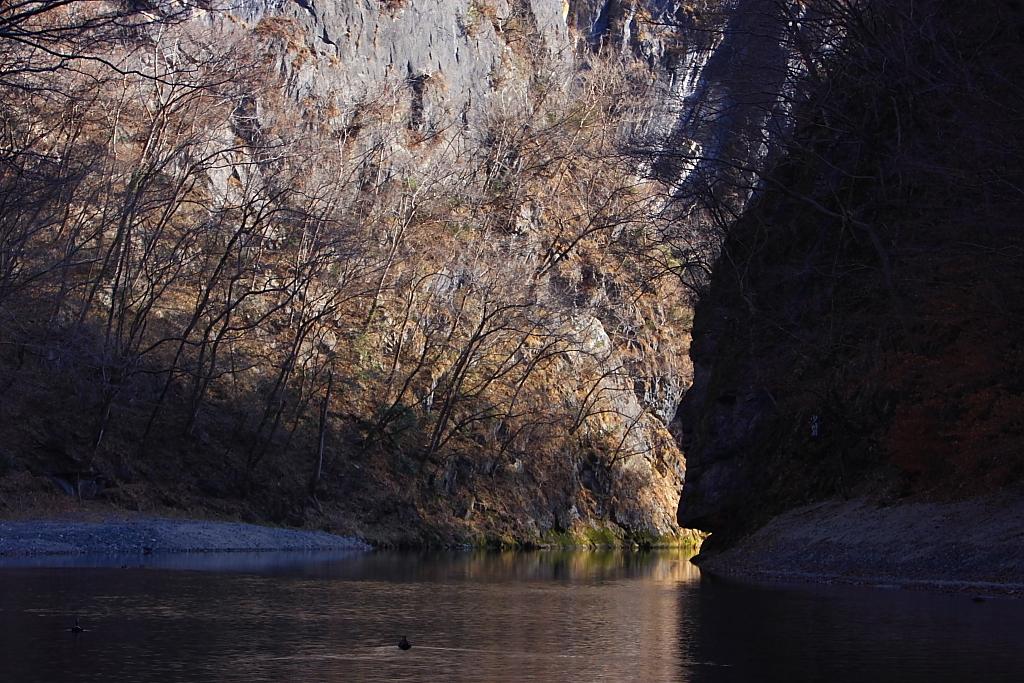 静かなる峡谷