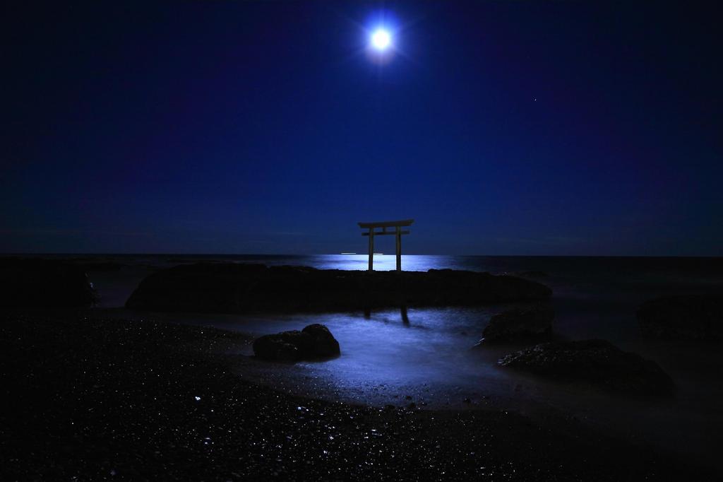 月光の浜 Ⅰ
