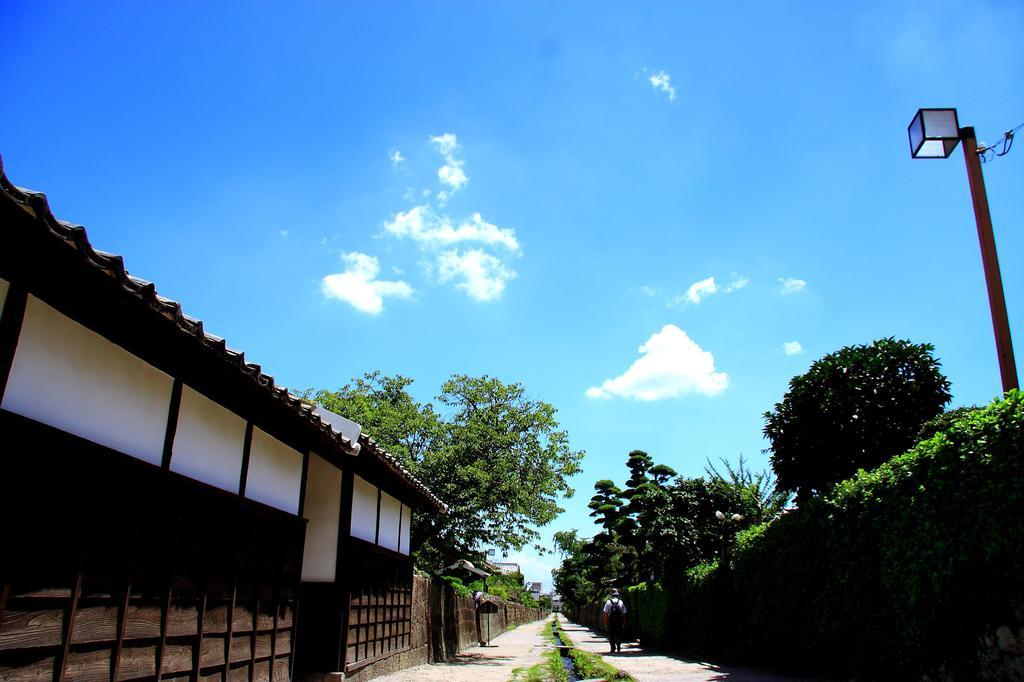 島原の武家屋敷