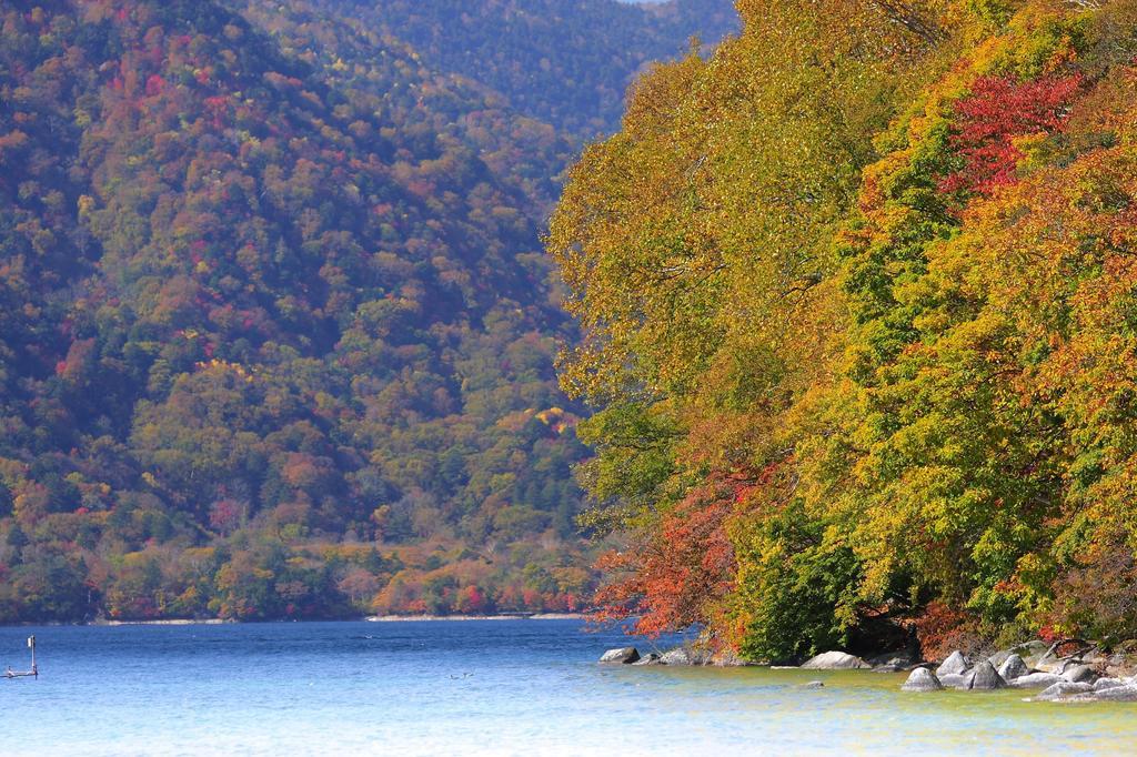 彩の中禅寺湖