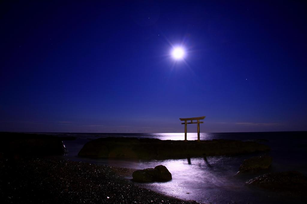 月光の浜 Ⅱ