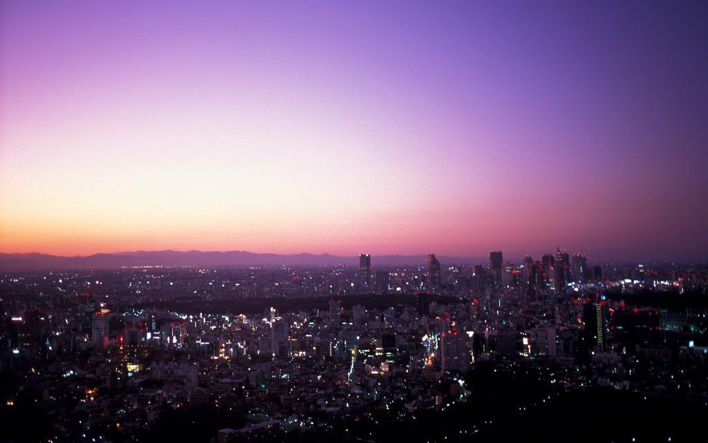 新しい年・新しい都市