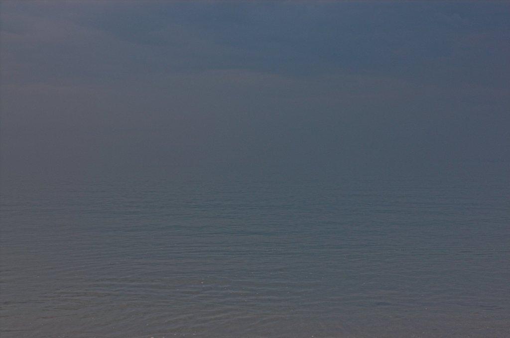 海、空・・・境界