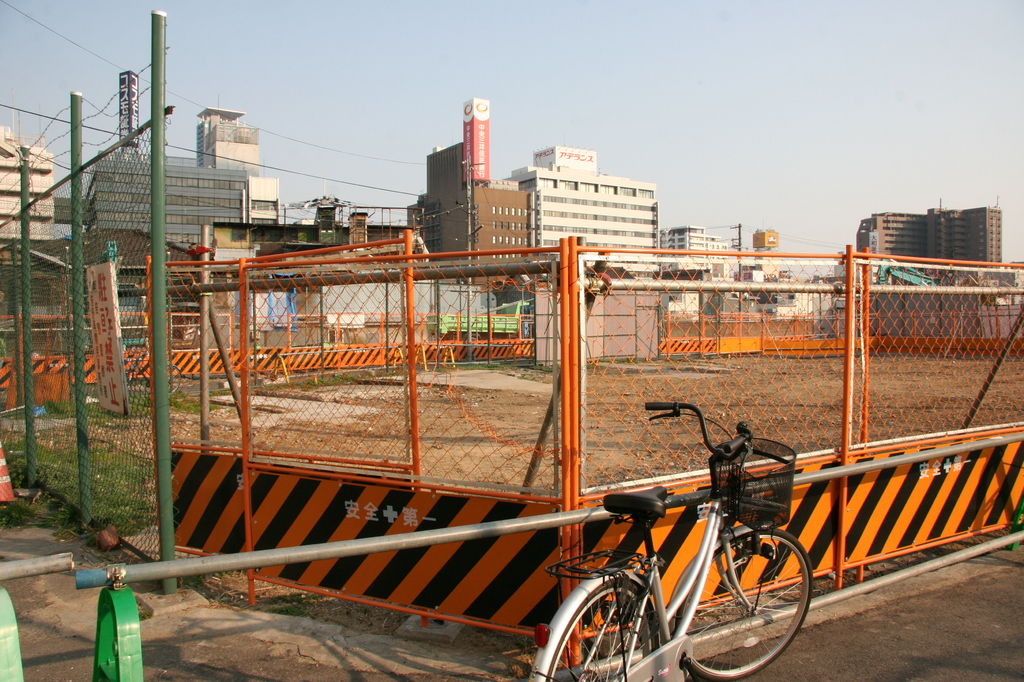 阿倍野区再開発地区