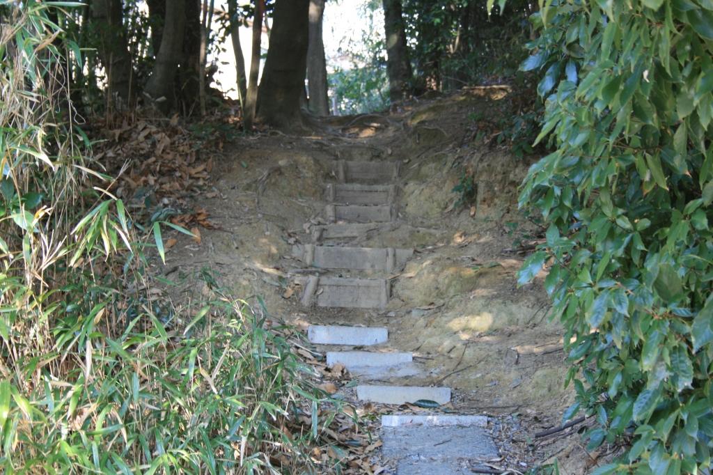 秘密の小道