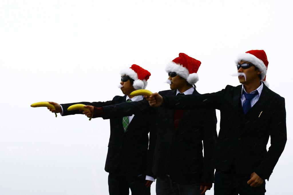 Agent Santa