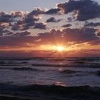 CANON Canon EOS 20Dで撮影した風景(太陽の光)の写真(画像)