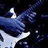 NIKON NIKON D40Xで撮影した人物(Guitarist)の写真(画像)