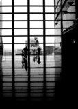 雨の展望台