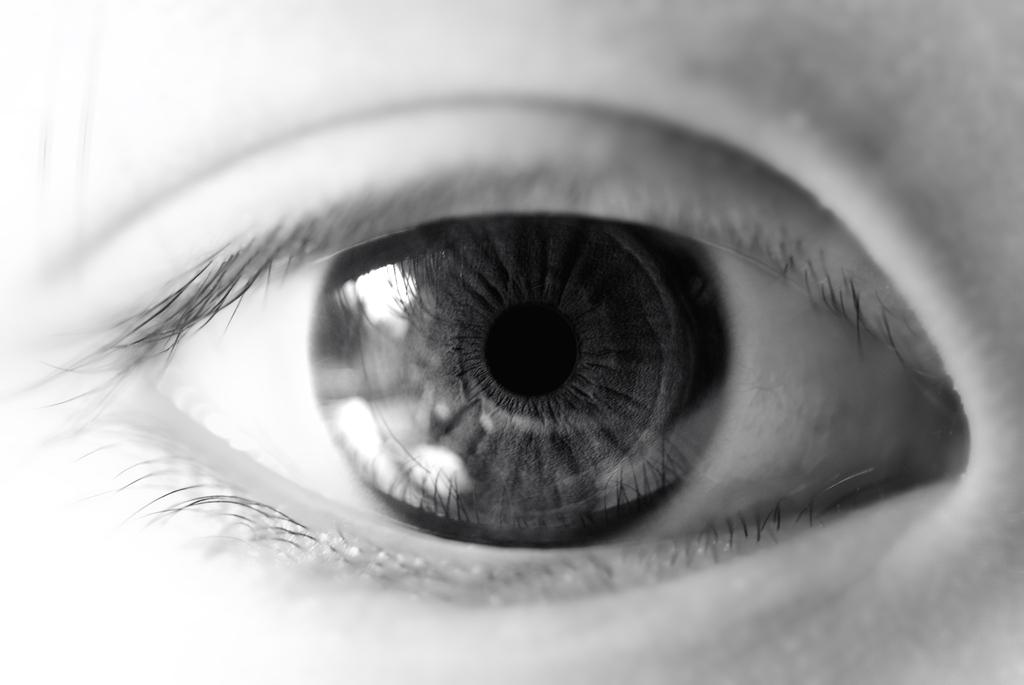 無垢なる瞳