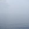 今日の海。