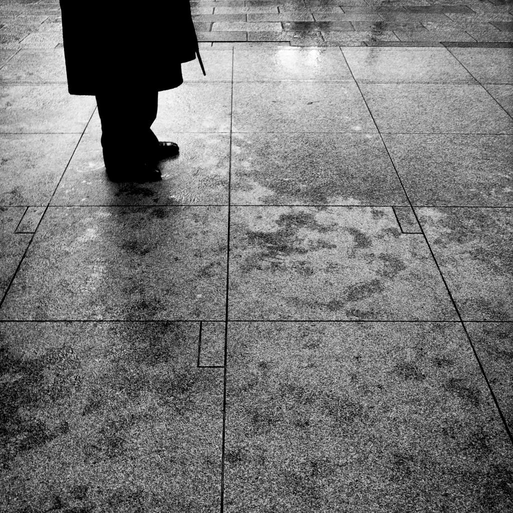 rainy day~待ち人