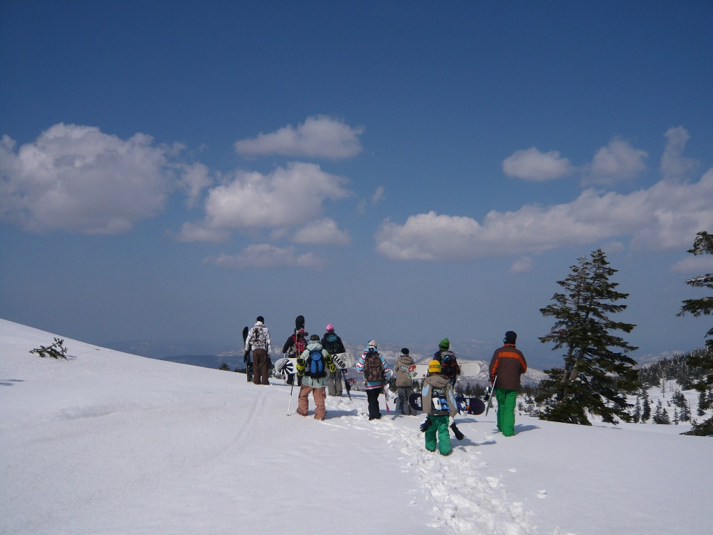 八甲田温泉ルート1