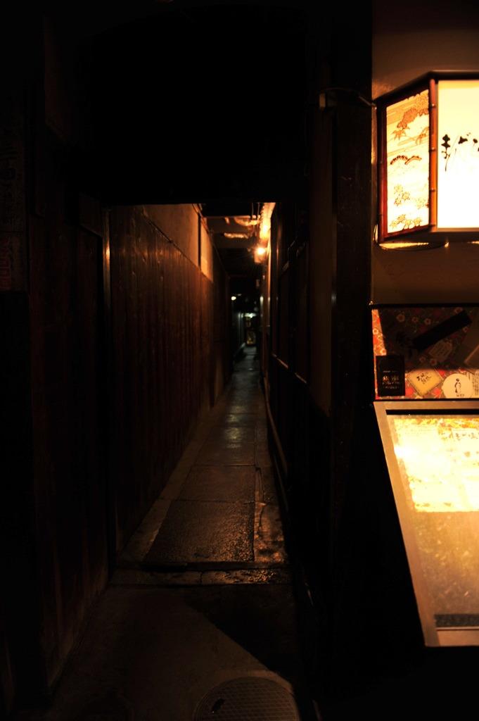 京都 先斗町
