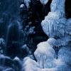 氷瀑 静と動