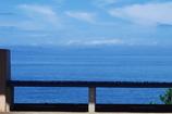 海の見える駅で1