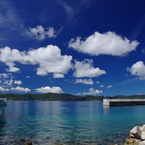 PENTAX PENTAX K-5で撮影した風景(古仁屋港)の写真(画像)