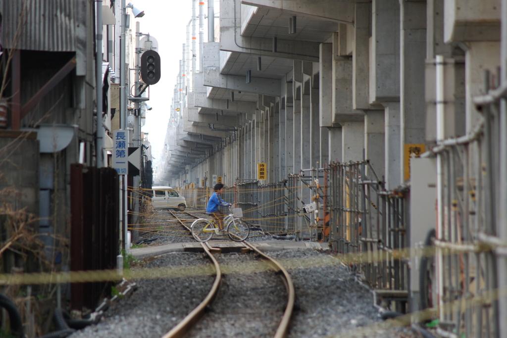 昭和の残像 「廃線と新線」
