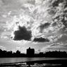 PENTAX ASAHI PENTAX MXで撮影した風景(昭和劇場 「雲」)の写真(画像)