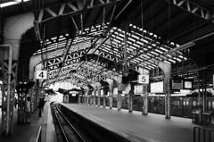 昭和の残像 「天王寺駅」