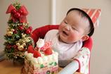 初めてのクリスマス