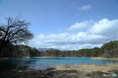 神秘の湖沼群