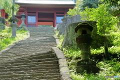妙義神社 石段