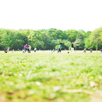 NIKON NIKON D40Xで撮影した風景(広場)の写真(画像)