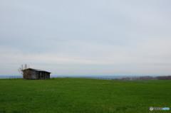 小屋のある風景②